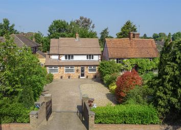 Thumbnail 4 bed detached house for sale in Aylesbury Road, Wing, Leighton Buzzard