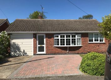 Thumbnail 2 bed detached house for sale in Fisher Close, Collingham, Newark