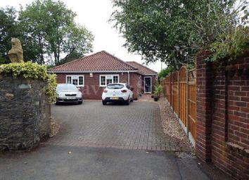 Thumbnail 3 bed detached bungalow for sale in Lliswerry Road, Newport, Gwent.