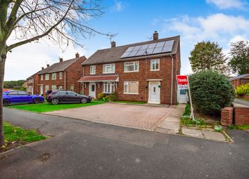Thumbnail 3 bedroom semi-detached house for sale in Collingwood Road, Bushbury, Wolverhampton