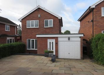 Thumbnail 3 bed detached house for sale in St. Austell Avenue, Macclesfield