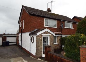 Thumbnail 3 bed semi-detached house for sale in Norfolk Road, Walton-Le-Dale, Preston, Lancashire