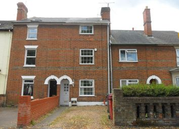 Thumbnail 4 bedroom terraced house for sale in Addington Road, Reading