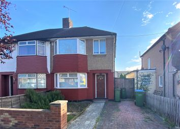Thumbnail 3 bed semi-detached house for sale in Birkdale Road, Abbey Wood, London