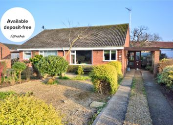 Thumbnail 2 bed semi-detached bungalow to rent in College Drive, Heacham, King's Lynn