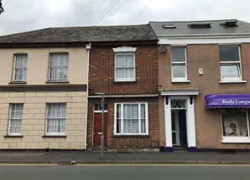 Thumbnail 2 bed terraced house to rent in Newport Street, Tiverton