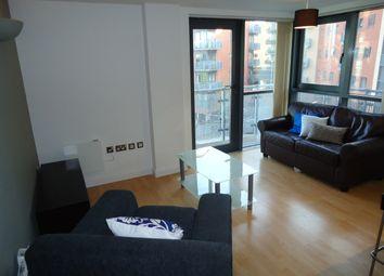 Thumbnail 2 bedroom flat to rent in 4 City Walk, Sweet Street, Leeds