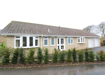 Thumbnail 4 bed detached bungalow for sale in Glebeford Close, Owermoigne, Dorchester, Dorset