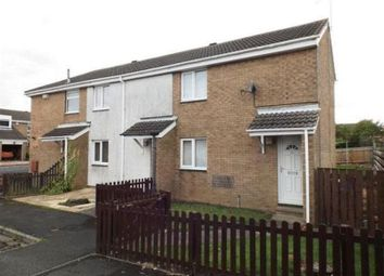 Thumbnail 1 bed end terrace house for sale in Bamburgh Drive, Pegswood, Morpeth