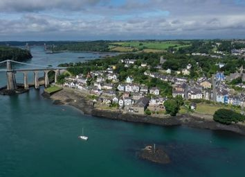 Thumbnail 3 bed end terrace house for sale in Beach Road, Menai Bridge, Anglesey, Sir Ynys Mon