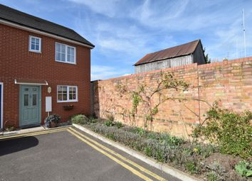 Thumbnail 2 bedroom semi-detached house for sale in Basson Court, Evesham