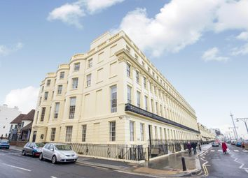 Thumbnail 3 bedroom flat for sale in Brunswick Terrace, Hove