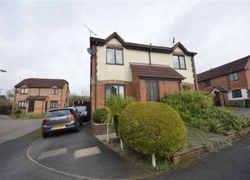 Thumbnail 2 bed semi-detached house for sale in Blackberry Way, Kilburn, Belper