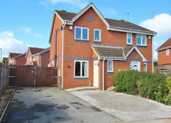 Thumbnail 2 bedroom semi-detached house for sale in Cherry Tree Court, Barlby, Selby