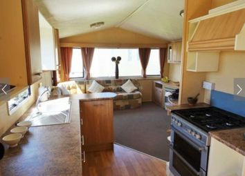 Thumbnail 1 bed mobile/park home for sale in St. Johns Drive, Porthcawl