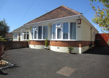 Thumbnail 3 bed detached bungalow for sale in Claremont Avenue, Bournemouth