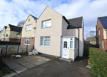 3 bed semi-detached house for sale in Abingdon Street, Derby DE24