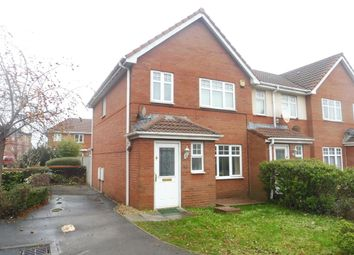 Thumbnail 3 bedroom semi-detached house for sale in Cwrt Boston, Windsor Village, Cardiff