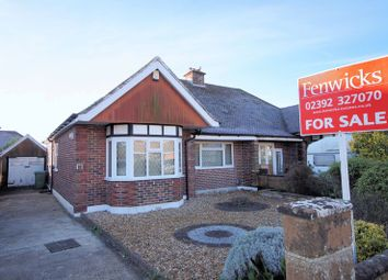 Thumbnail 2 bed bungalow for sale in Central Road, Fareham