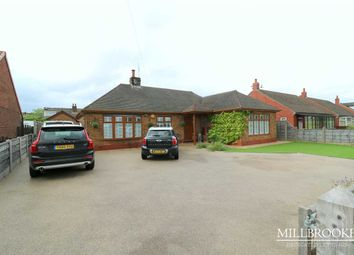 Thumbnail 3 bed bungalow to rent in New Lane, Croft, Warrington