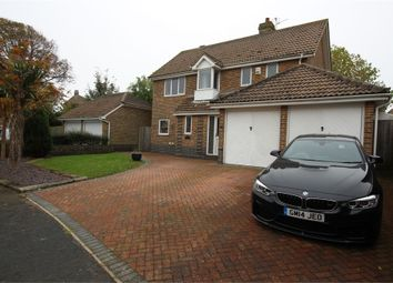 Thumbnail 4 bed detached house for sale in Gainsborough Road, Bexhill-On-Sea, East Sussex