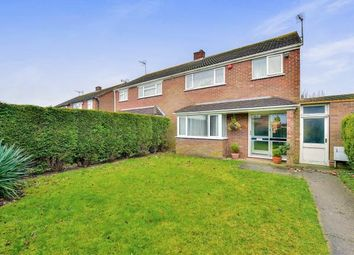 Thumbnail 3 bed semi-detached house for sale in Middlesex Drive, Bletchley, Milton Keynes, Buckinghamshire