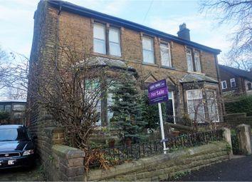 Thumbnail 4 bed semi-detached house for sale in Mottram Road, Stalybridge