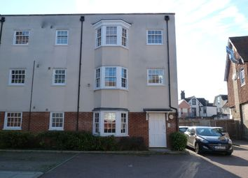Thumbnail 2 bed flat for sale in Darlington Court, Station Road, Old Harlow, Essex