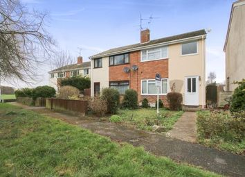 Thumbnail 3 bed semi-detached house for sale in Roughmoor Close, Taunton