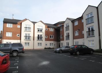 Thumbnail 2 bed flat to rent in Delamere Court, St. Mary`S Street, Crewe