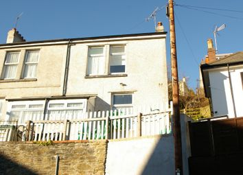 Thumbnail 3 bed end terrace house for sale in Priory Road, Plymouth, Devon
