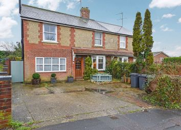 Thumbnail 4 bed semi-detached house for sale in Catherington Lane, Catherington, Waterlooville