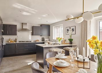 """Thumbnail 4 bed detached house for sale in """"The Juniper"""" at Shropshire, Shrewsbury"""
