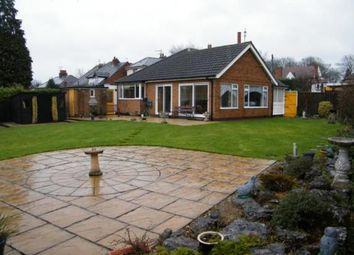 Thumbnail 3 bed bungalow for sale in Wigston Road, Oadby, Leicester