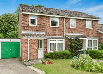 Thumbnail 3 bed end terrace house for sale in Elder Close, Winchester