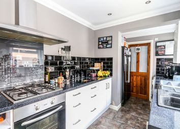 Thumbnail 3 bed end terrace house for sale in Gladstone Street, Raunds, Wellingborough