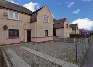 Thumbnail 3 bed flat for sale in Burns Street, High Valleyfield, Dunfermline