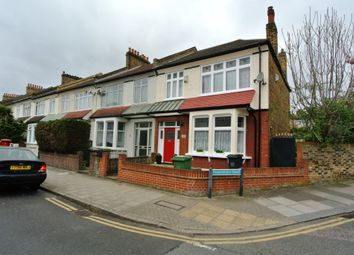 Thumbnail 4 bed end terrace house to rent in Chudleigh Road, London