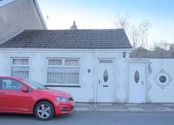 Thumbnail 1 bedroom semi-detached bungalow for sale in Castle Street, Maesteg, Mid Glamorgan