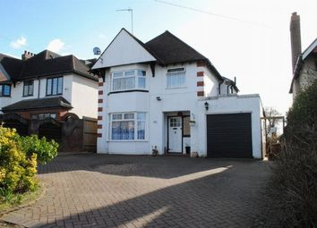 Thumbnail 3 bed detached house for sale in Welford Road, Kingsthorpe, Northampton