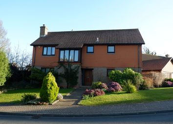 Thumbnail 4 bed detached house to rent in Saffrons Park, Eastbourne