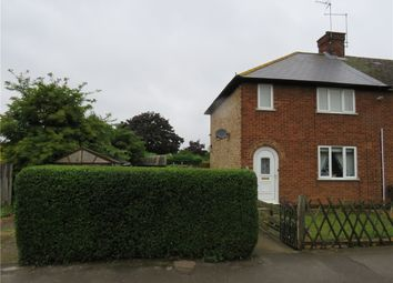 Thumbnail 3 bedroom end terrace house for sale in Coronation Avenue, Whittlesey, Peterborough