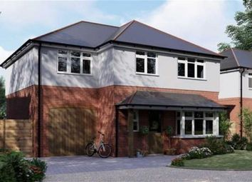 Thumbnail 4 bed detached house for sale in Brockhills Lane, New Milton