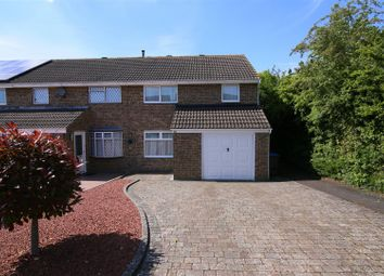 Thumbnail 3 bed end terrace house for sale in Norton Leys, Hillside, Rugby