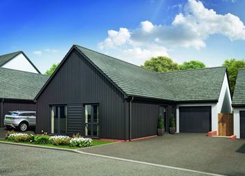 Thumbnail 3 bed detached bungalow for sale in Berry Pomeroy, Totnes