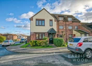 Thumbnail 4 bed link-detached house for sale in Pennyroyal Crescent, Witham