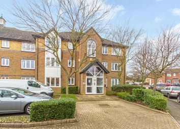 Thumbnail 2 bed flat for sale in Cotswold Way, Worcester Park