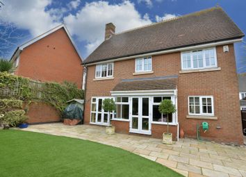 Thumbnail 5 bed detached house for sale in Pucknells Close, Swanley