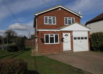 Thumbnail 4 bed detached house to rent in Crow Lane, Woodham Ferrers, Essex