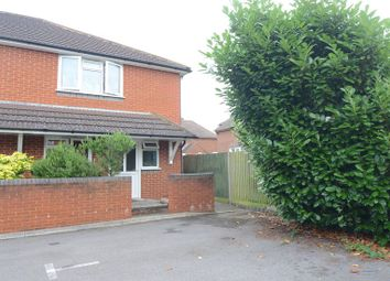 Thumbnail 2 bedroom semi-detached house to rent in St. Christophers Road, Farnborough